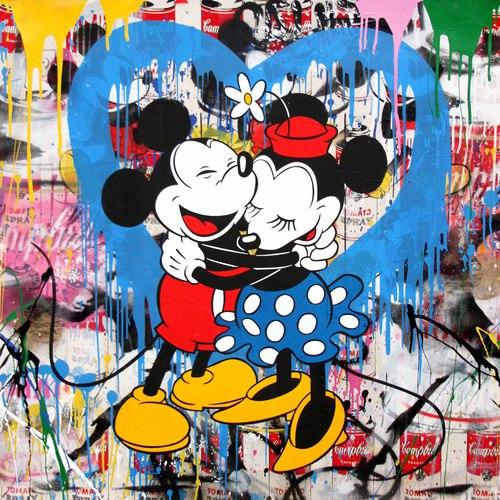 Mickey & Minnie, 2017