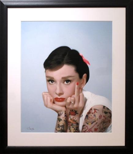 Audrey Rebel