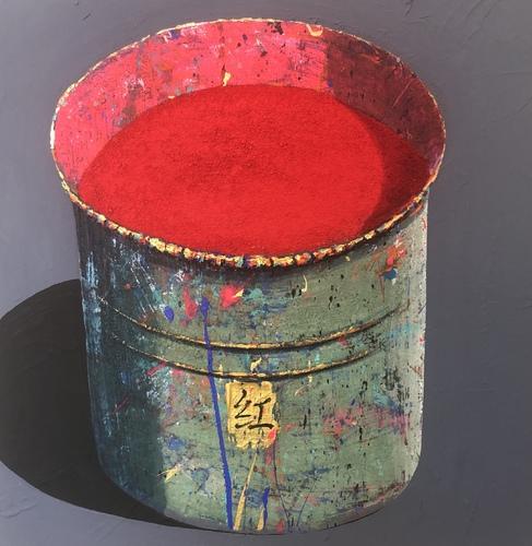 Pot - Rouge