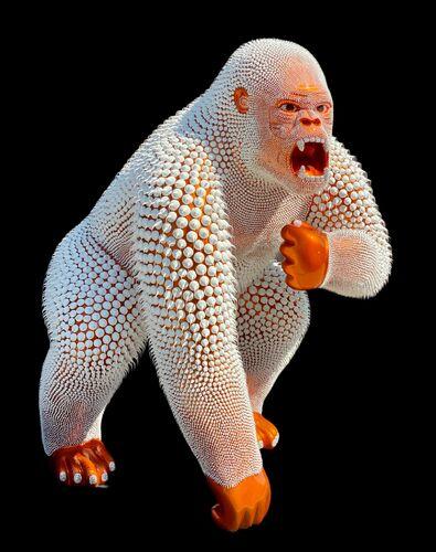 Gorille Nu - Orange Candy (1M), 2021