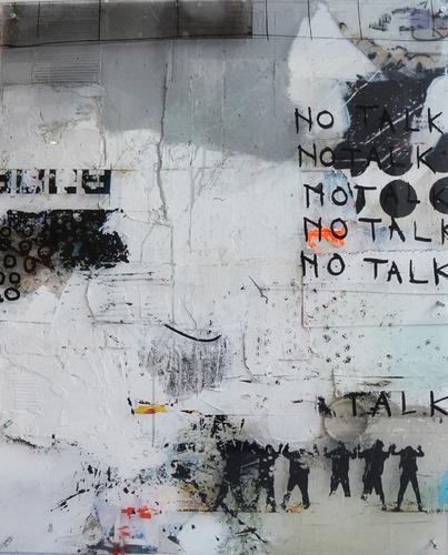 No talk, 2016
