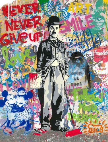 Chaplin, 2020 - P105852