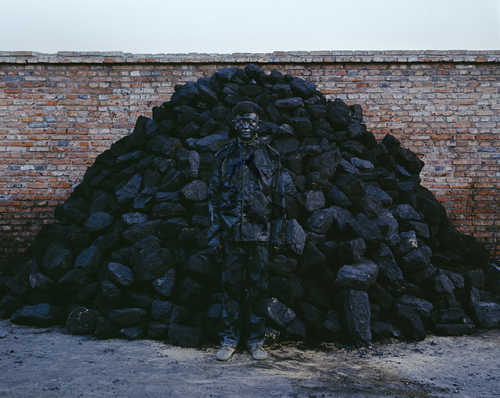 Hiding in the City No. 95 - Coal Pile, 2010