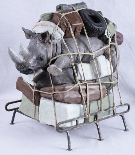 Bagaglio rhino moyen