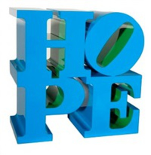 HOPE (Blue/Green), 2009