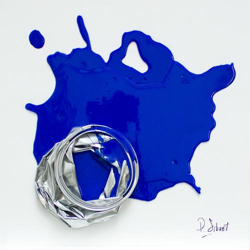 Splat 008 - Bleu