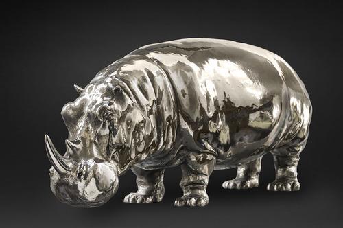 Hippopotame-rhinocéros