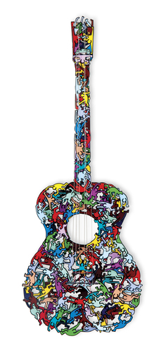 Pop Music Guitar