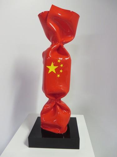 WRAPPING BONBON DRAPEAU CHINA