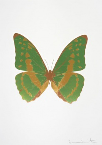 The Soul III - Leaf Green, African Gold, Rustic Copper, 2010
