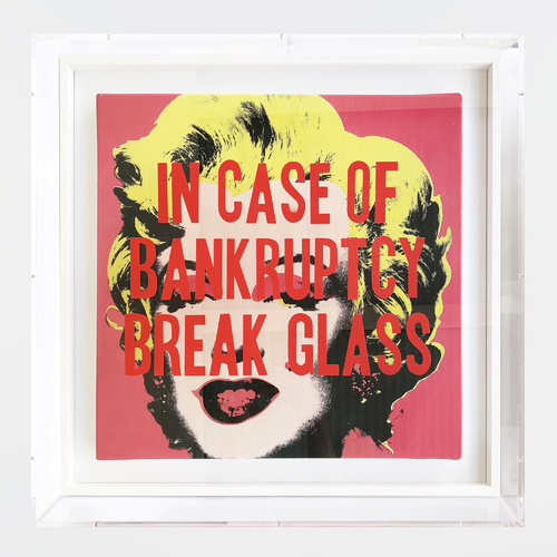In Case of Bankruptcy - Andy Warhol