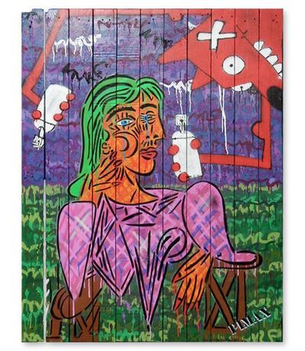 Dora Nourf purple version