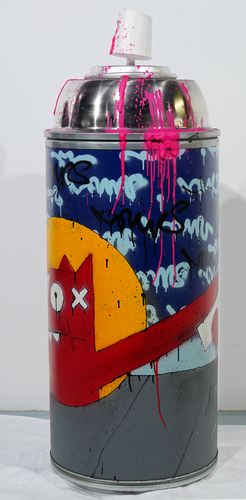 Spray can Nourf