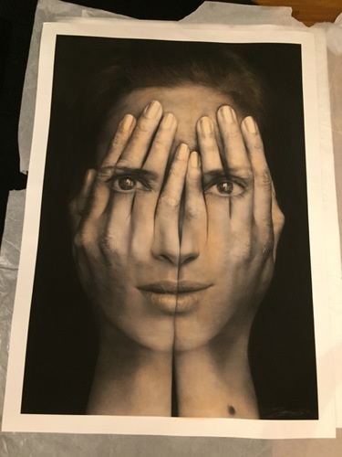 Mirror II, 2017 (Sepia)