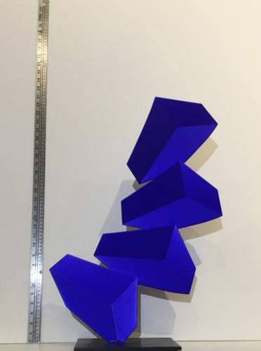Rasant M509 - Azul Iridescente, 2017