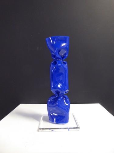 Wrapping Bonbon Bleu foncé N°4594, 2018