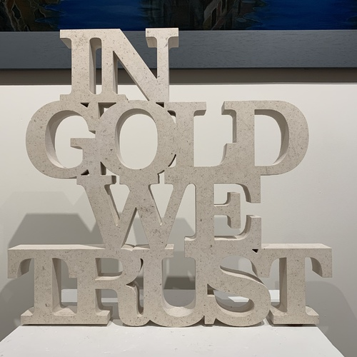 Stone Words - In Gold We Trust