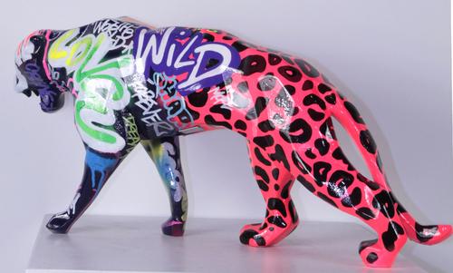 Wild panther - Tagué
