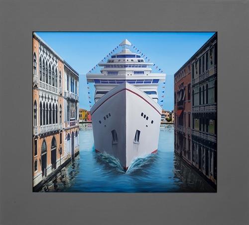 Venice Visit, 2020