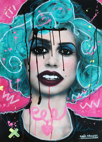 Zayn 3 (Art Vandalism)