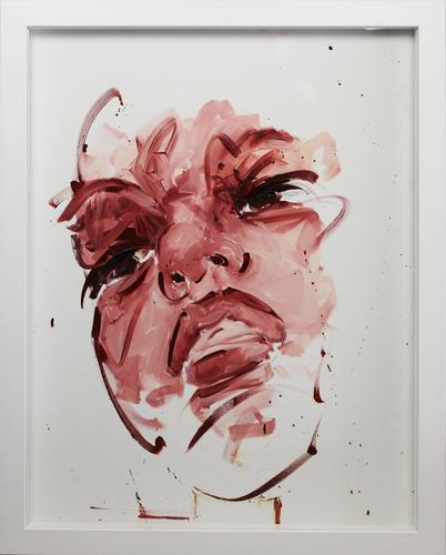 Etude portrait #5 - 2012