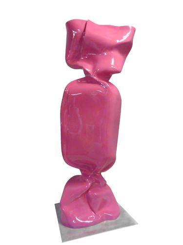Wrapping Bonbon Fuschia N°338, 2009