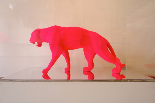 Wild panther pigment - pink